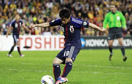Play me in the hole, Fergie... United new boy Kagawa wants licence to thrill