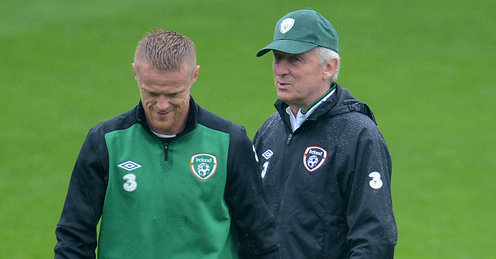Italy v Rep of Ireland preview - Pride at stake as Irish hope to halt Italy challenge