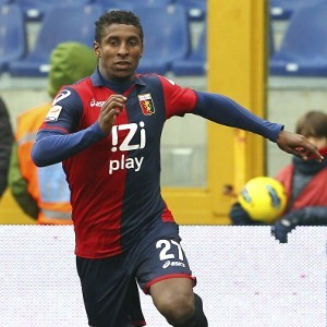 Milan sign Kevin on loan from Genoa