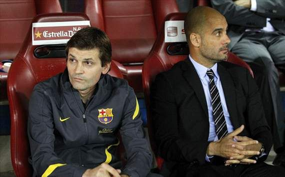 Mascherano: Vilanova will continue Guardiola's legacy at Barcelona