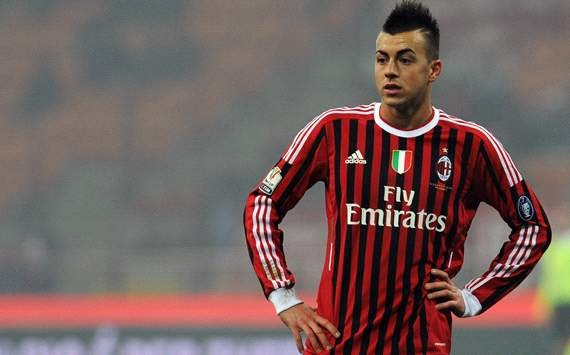 Stephan El Shaarawy has described his maiden season at AC Milan as a success after admitting that he did not expect to see much playing time in the 2011-12 campaign.