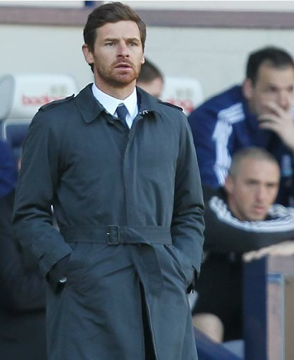 AVB will be Spurs hit