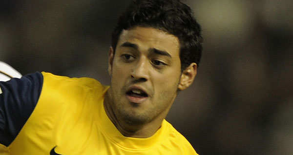 Sociedad hopeful on Vela