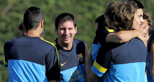 Messi targets titles not goals - Barcelona forward hoping return of Villa can help trophy bid