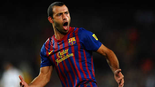Mascherano to sign new Barca deal