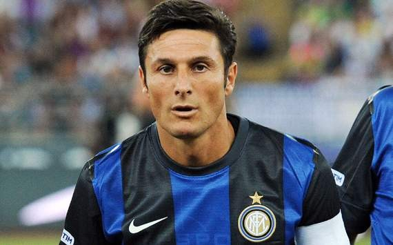 Zanetti proud of appearance records for Inter and Argentina