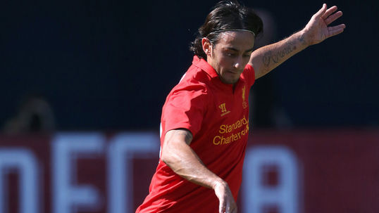 Reds accept offer for Aquilani