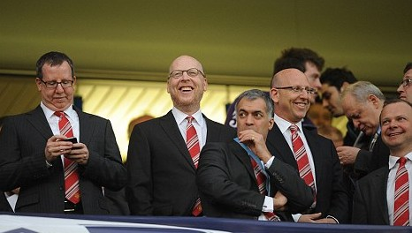 United fans fume over Glazer plan to sell stake on New York Stock Exchange... and keep half the money for themselves