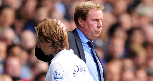 Redknapp reveals Real deal - Former boss expects Spurs to sell Croatia midfielder