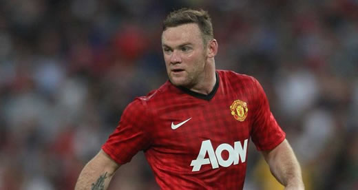 Rooney happy with United form! Forward encouraged by interplay with Kagawa in Hannover win