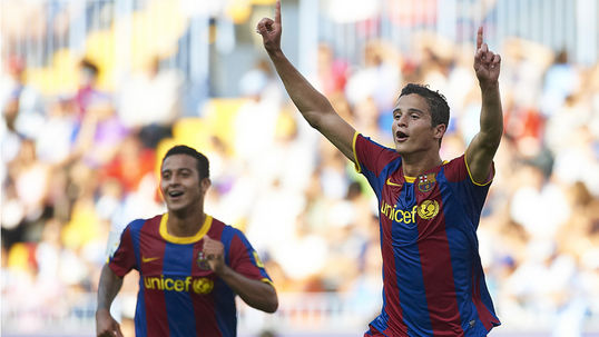 Messi, Afellay ensure win in Romania