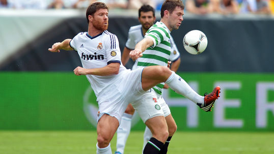 Real ease to Celtic friendly win