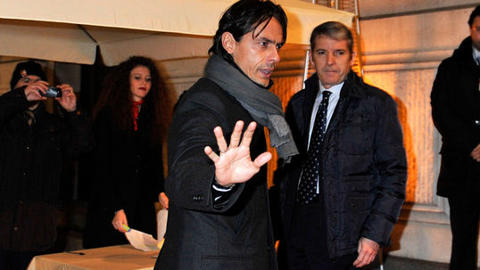 Inzaghi: I prefer to be called coach now
