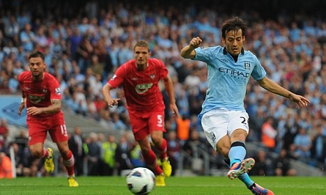City could lose Silva as contract talks stutter over £200,000 a week wage demands