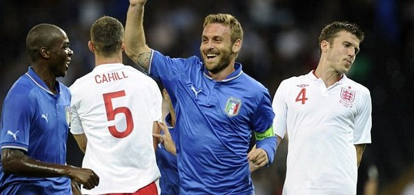 Daniele De Rossi expected to snub Man City and announce Roma stay