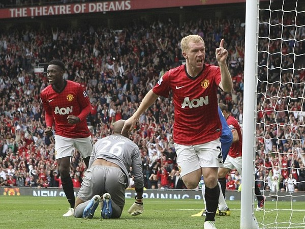 Scholes is simply the best English player of his generation