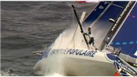 The Jackal out in front in Vendee Globe