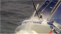 Armel Le Cleac'h regains lead in the Vendee Globe
