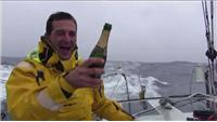 Francois Gabart holds on to Vendee Globe first place
