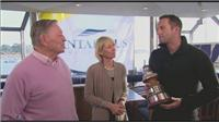 Ben Ainslie named 2012 Yachtsman of the Year