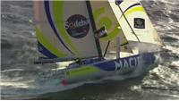 Gabart continues to extend his lead in the Vendee Globe