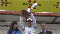 Meersman retains yellow jersey after second stage of the 2013 Volta a Catalunya