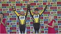 Platt and Hubr win second stage of the 2013 Cape Epic