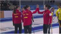 China shock Sweden in the World Women's Curling Championship