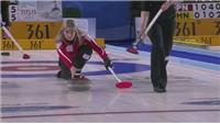 Swiss join Russia and USA in Curling Championship tie-breaker