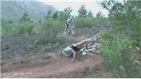 Crash in Cape Epic as team SONGO continue to dominate