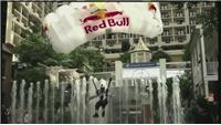 Dashier loves Red Bull madness
