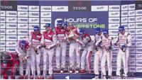 McNish wins World Endurance Championship race at Silverstone