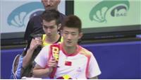 China dominate Badminton Asia Championships