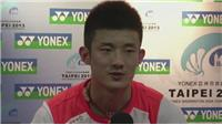 Preparation key for Chen Long at Asian Badminton Championships