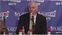 Reaction following San Antonio Spurs 120-89 win over the LA Lakers