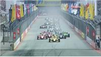 James Hinchcliffe clinches IndyCar victory in Brazil