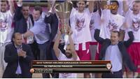 Olympiacos Piraeus retain Euroleague title