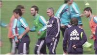 Real Madrid gear up for Copa del Rey final
