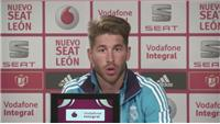 Ramos looks ahead to Copa del Rey final
