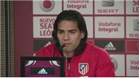 Falcao: 'Real Madrid are favourites'