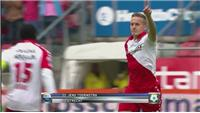 Toornstra leads Utrecht to 2-1 win over Heereveen
