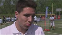 Nasri hopeful of Pellegrini appointment
