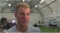 Joe Hart calls for American soccer dream