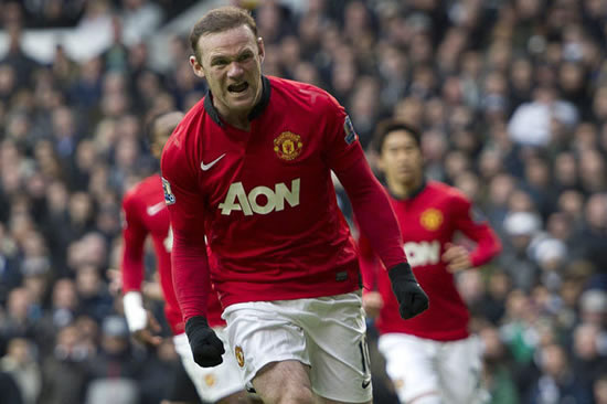 Roo's in the money? Wayne Rooney tops Premier League rich list