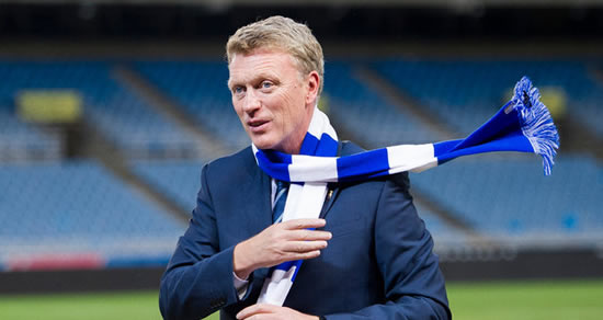 David Moyes says he wants to 'excite' Real Sociedad fans ahead of Elche clash