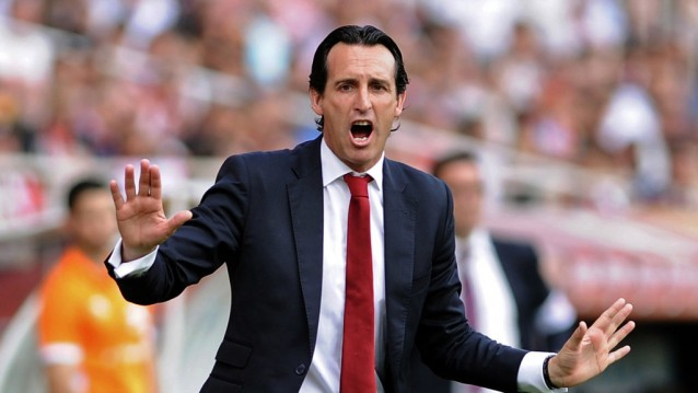 Napoli join race for Emery