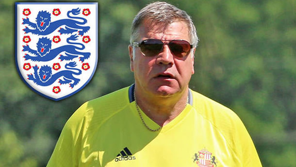 Allardyce set for England interview this week
