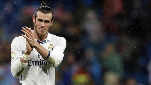 Gareth Bale signs new Real Madrid contract through 2022