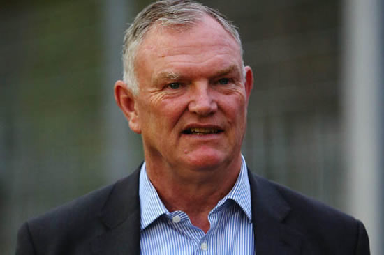 FA chief Greg Clarke: Gay footie stars should come out together to tackle offensive slurs