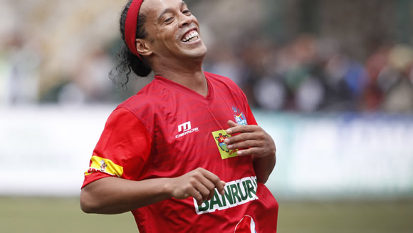 Ronaldinho Set To Join Ninth Club Of His Career